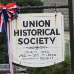 Union Historical Society on Union Common in Union, Maine