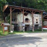 Lime Kiln Preservation Park was established at Rockport Harbor. Rockport Maine