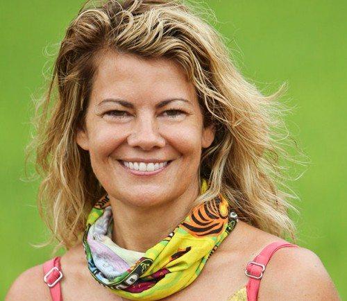 Survivor 2012 with Lisa Whelchel