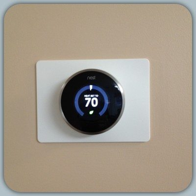 WiFi and iPods and Thermostats?