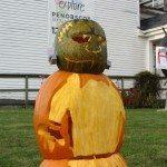 Pumpkin carving contest.