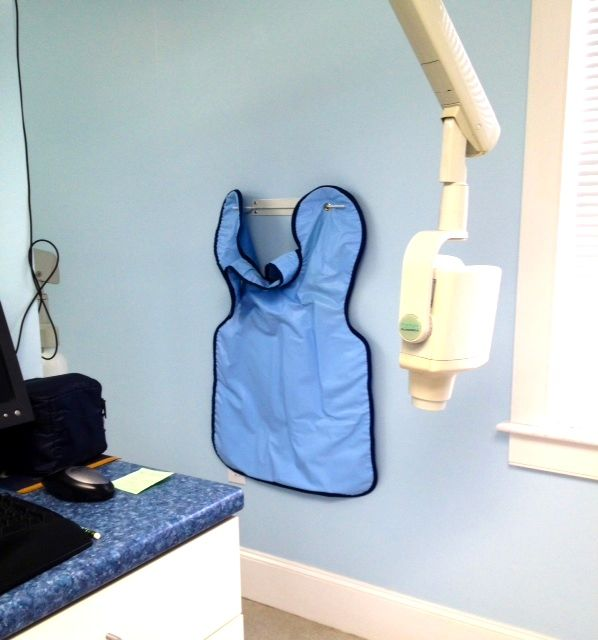 Radiation protection and lead aprons