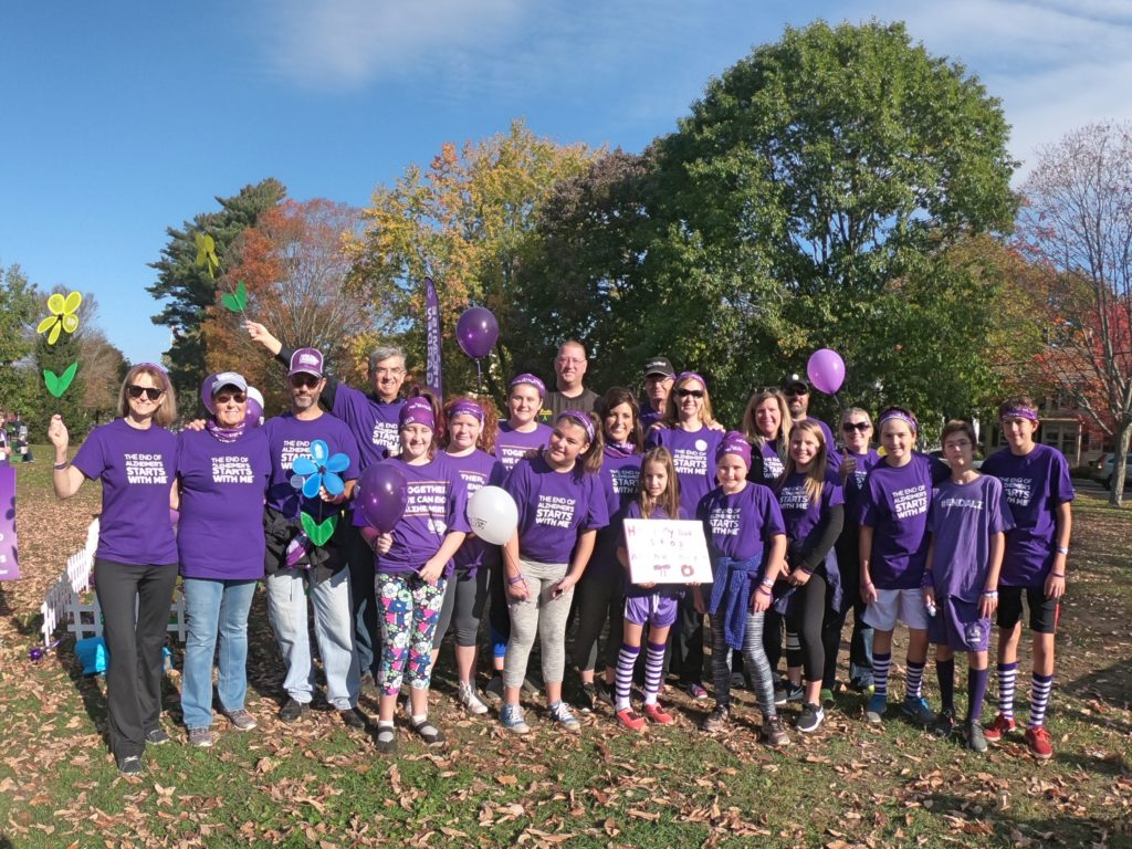 Walk for a Cure!