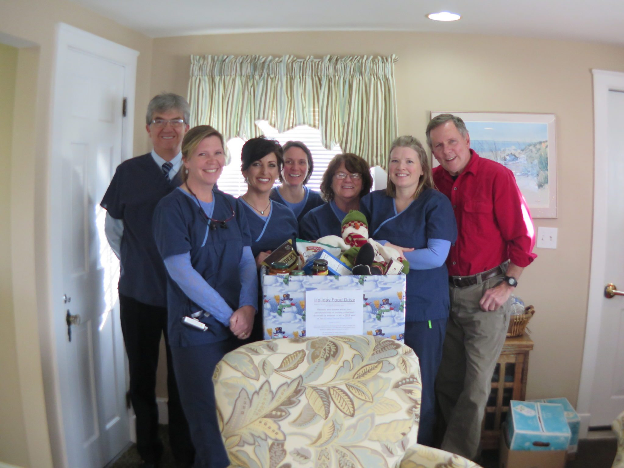 Partnering With Our Patients – Camden Food Pantry