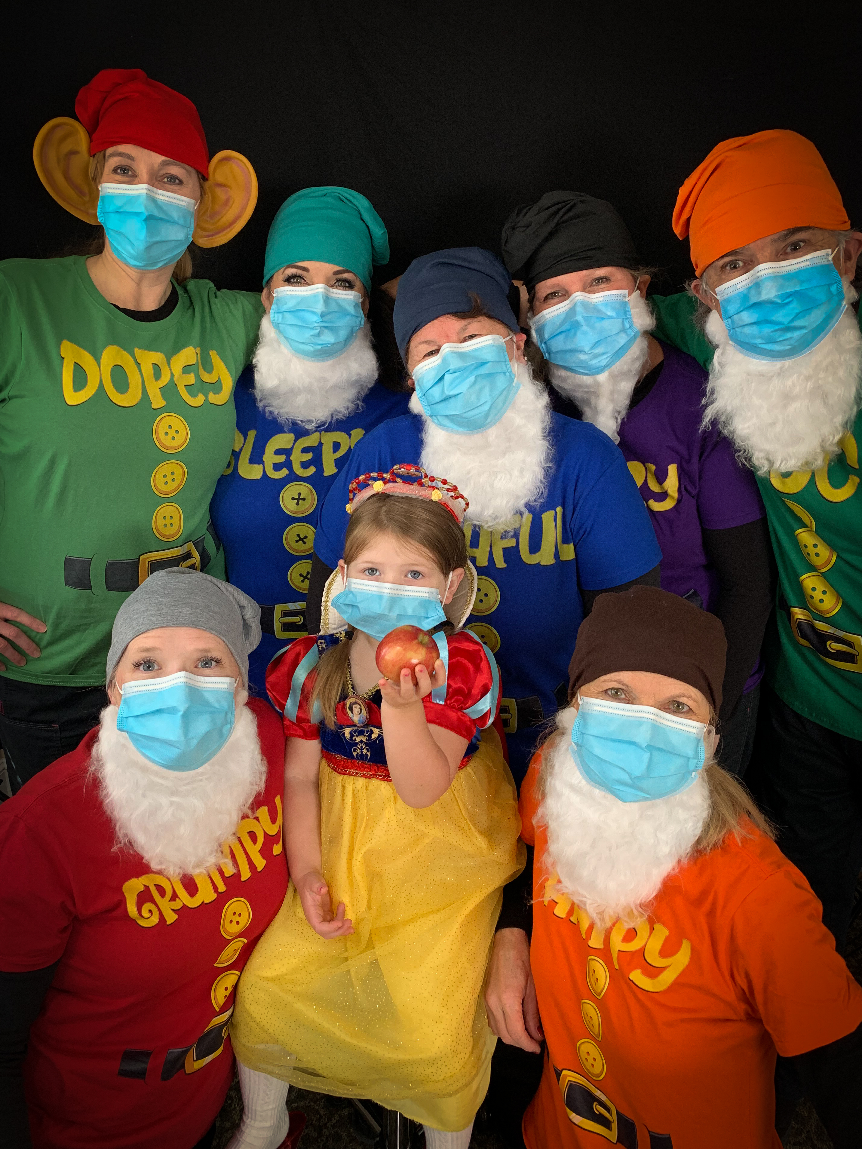Seasons of Smiles Dental is still smiling through Halloween. Living through the Pandemic of 2020.
