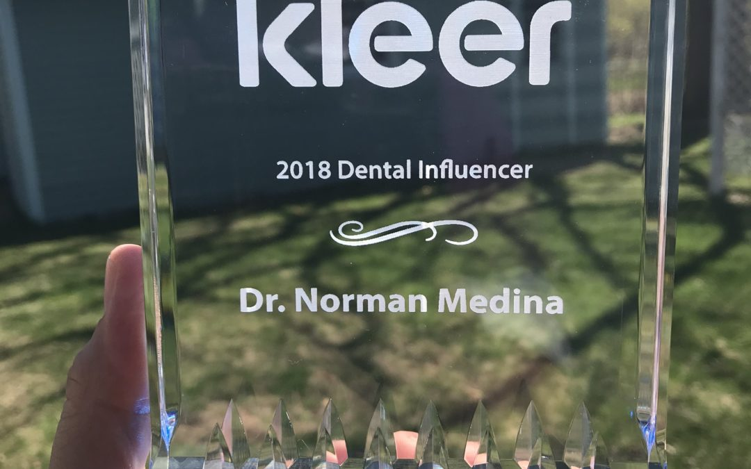 The most influential dentists in Mainefor Kleer's inaugural 2018 Most Influential Dentists in America Program.