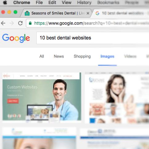 My favorite top 10 dental websites.
