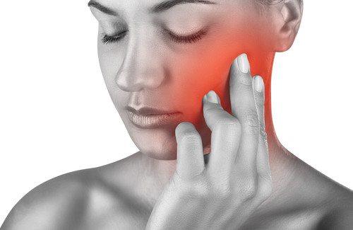 Pain medications at the dental office.