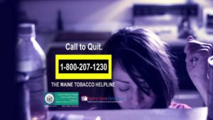 Partnership For A Tobacco Free Maine (800) 207-1230