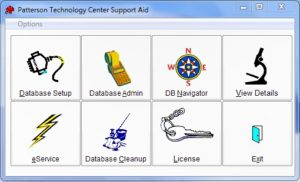 Patterson Technology Center Support Aid
