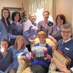Ronna Emery and Santa's Little Helpers