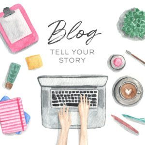 Guest blogging - Come telling us your story.